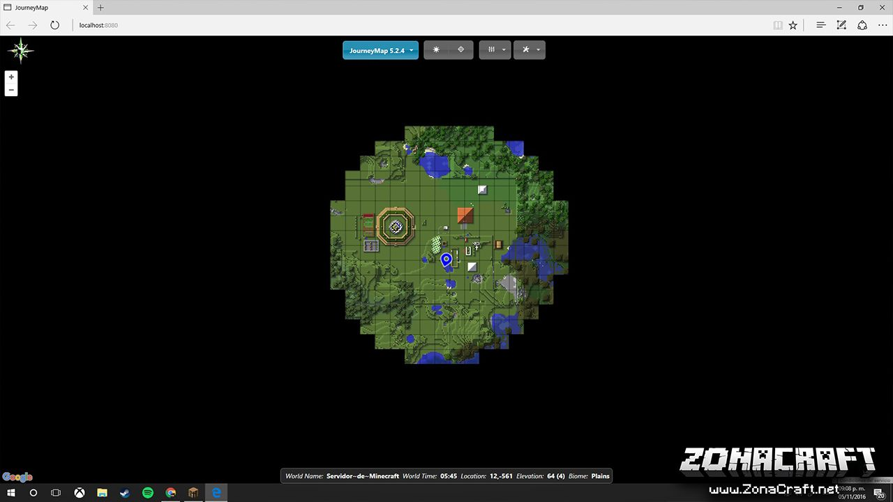 journeymap-web-mod