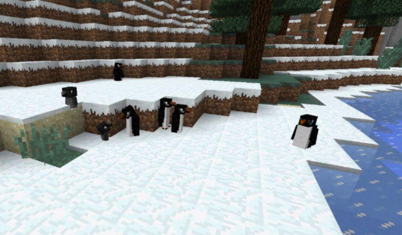 pinguinos-mod