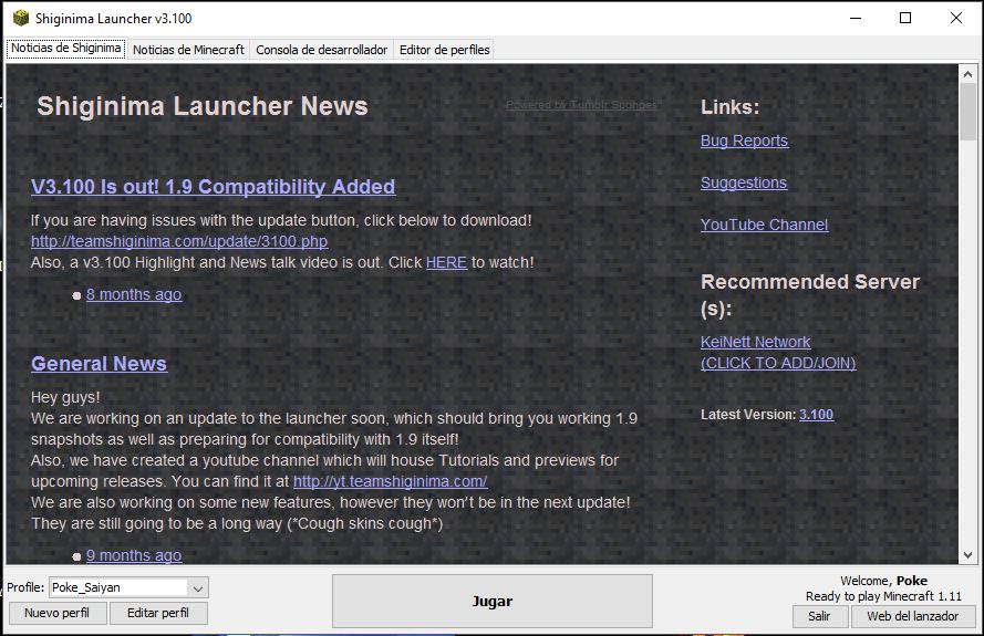 descargar minecraft launcher gratis