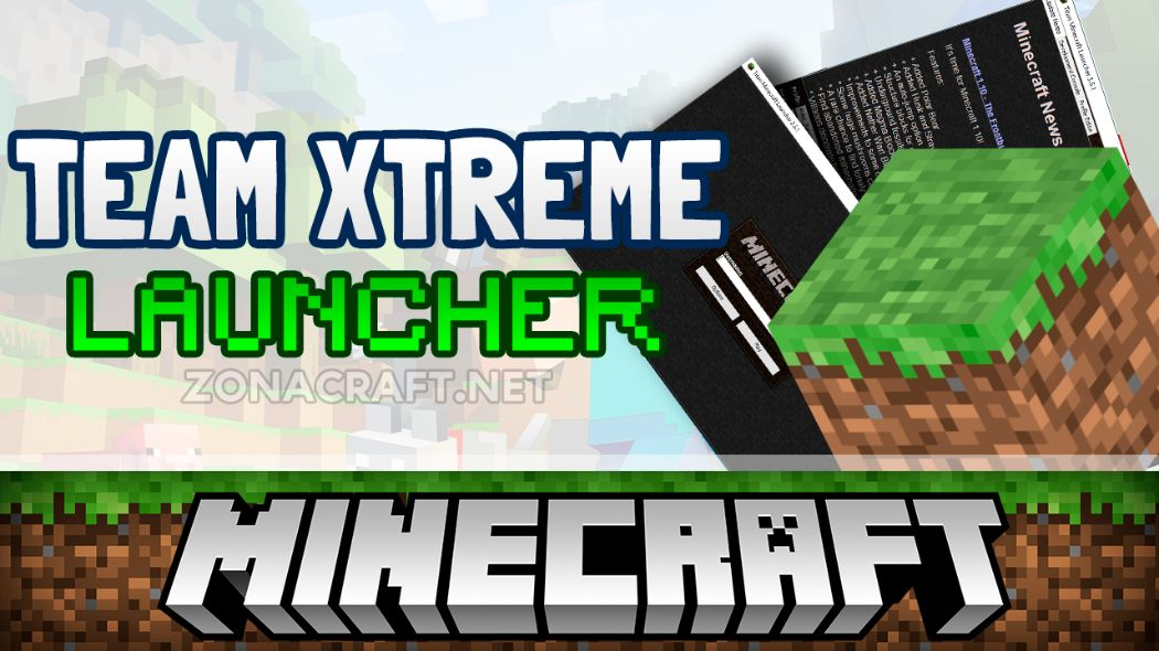 team extreme minecraft launcher