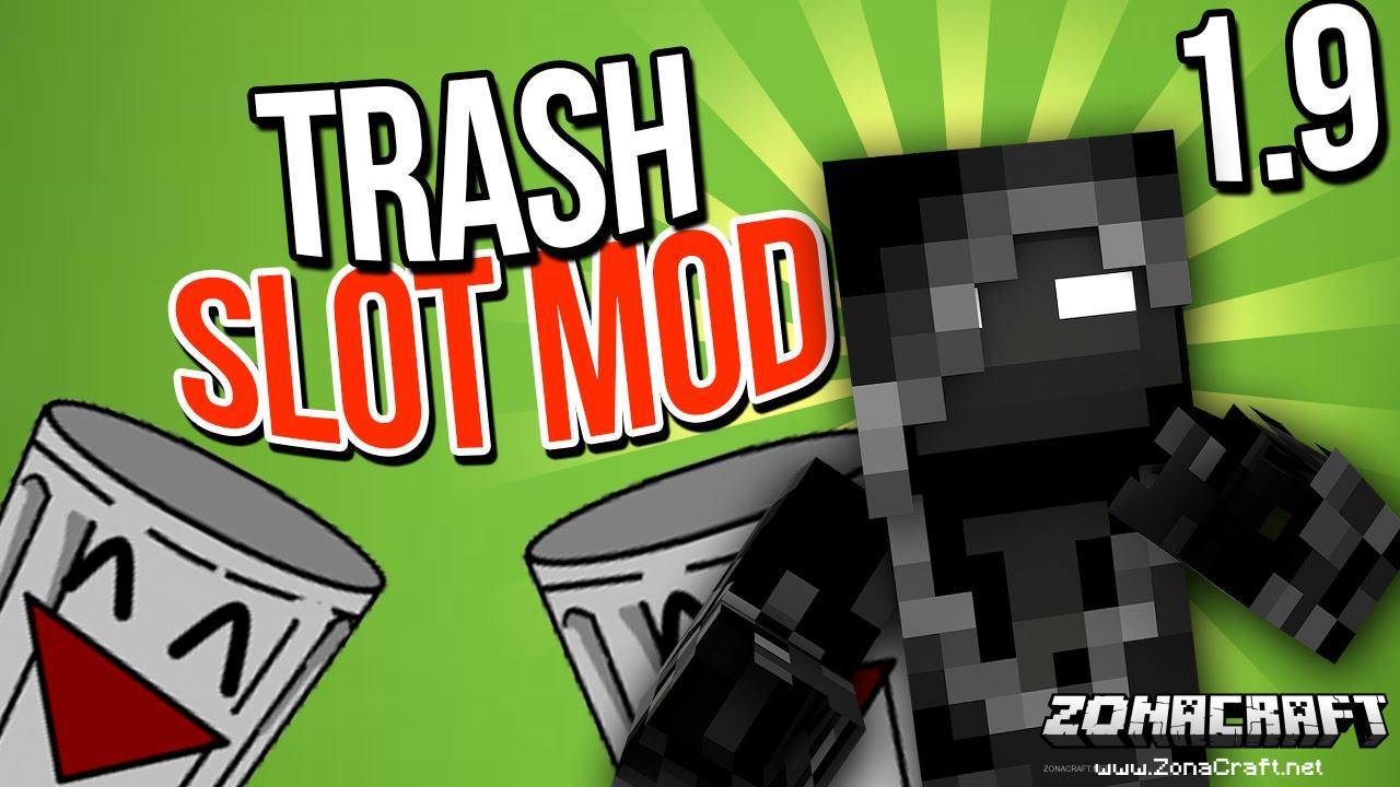 Мод для удаления мусора с карты майнкрафт 1.7.10