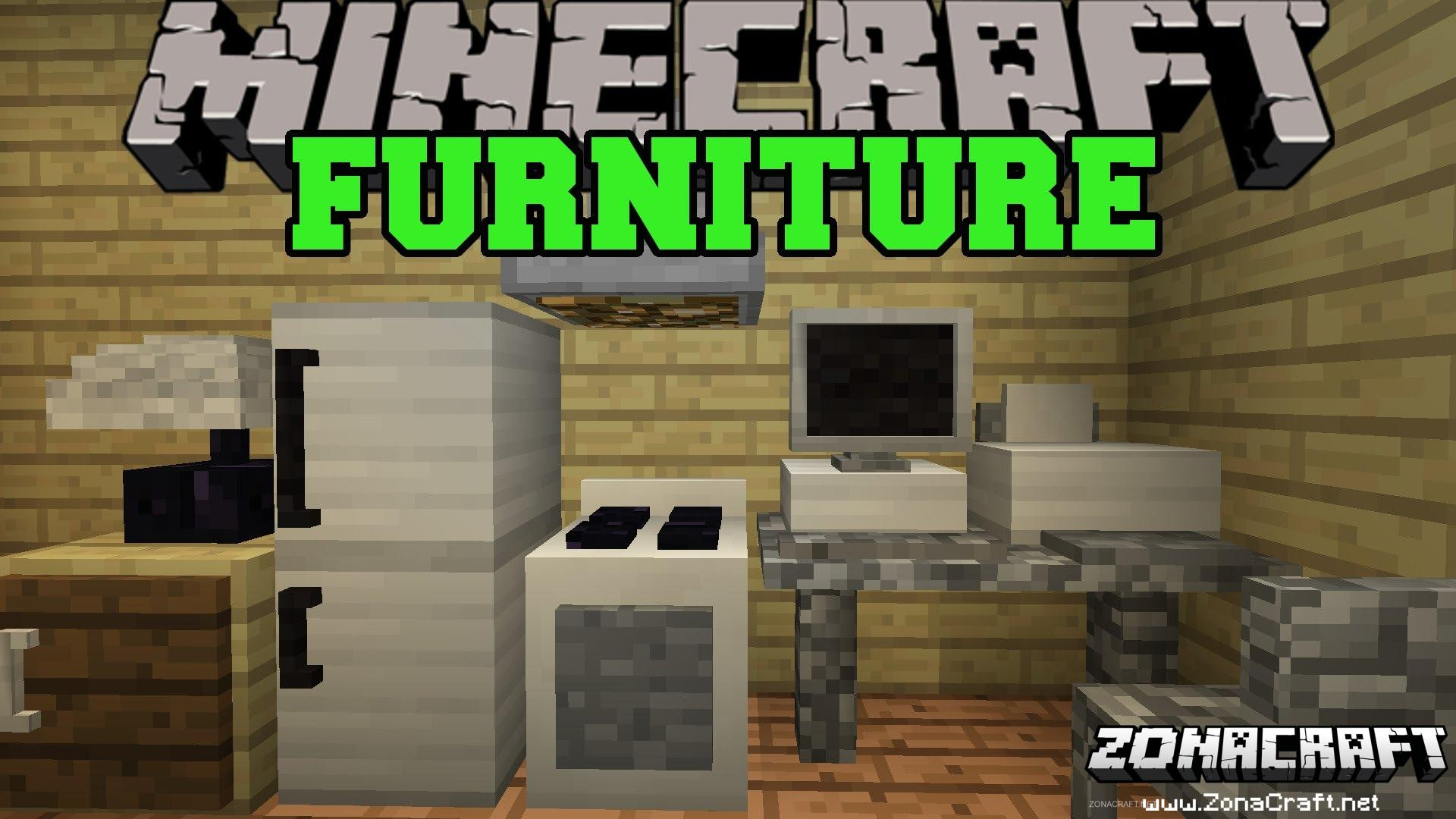 Furniture Mod Para Minecraft - Skin para minecraft 1 8 9 sin descargar nada