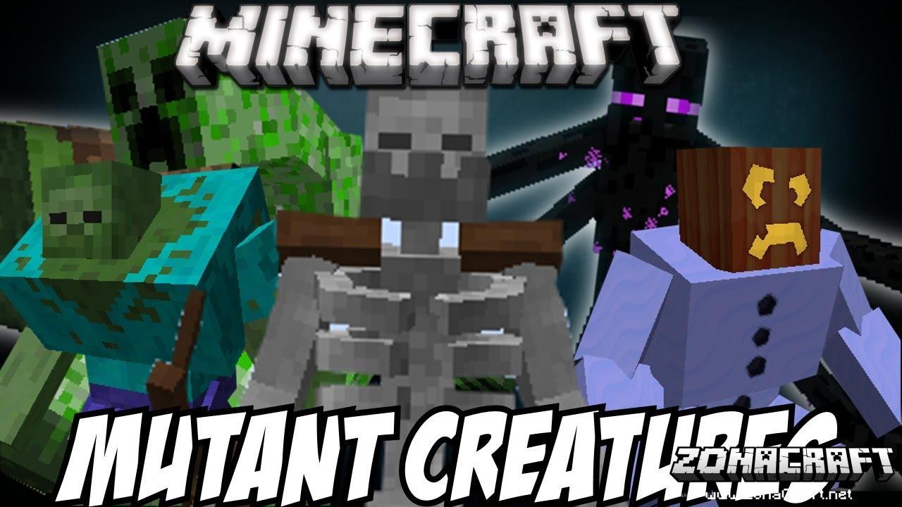 mutant creatures 1.7.10