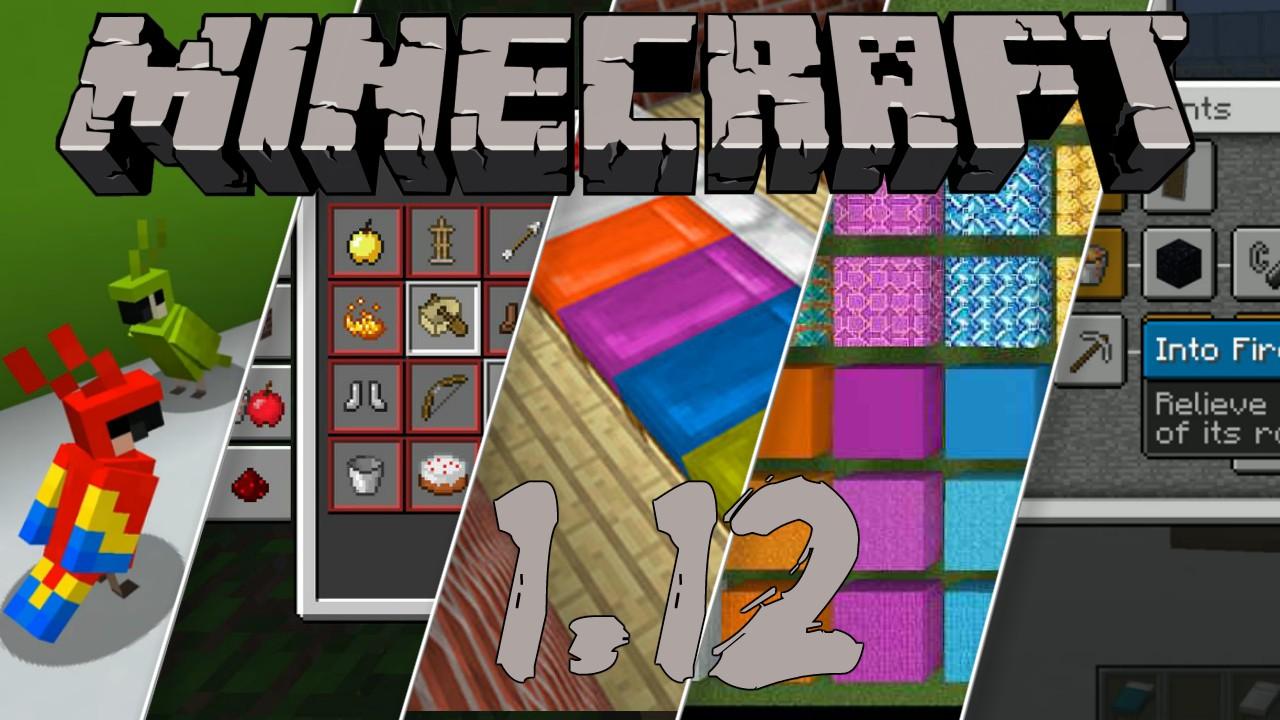 Novedades De Minecraft 1.12 | ZonaCraft