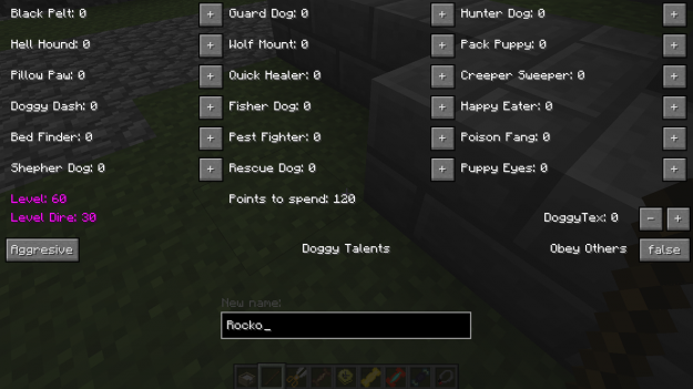 DoggyTalents-Mod5