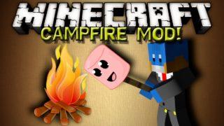 Simple-Camp-Fire-Mod