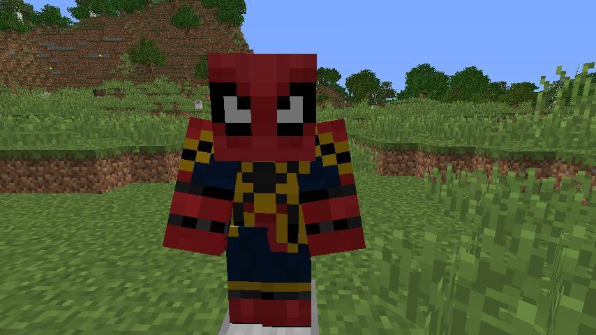 Spiderman-Homecoming-Mod-4