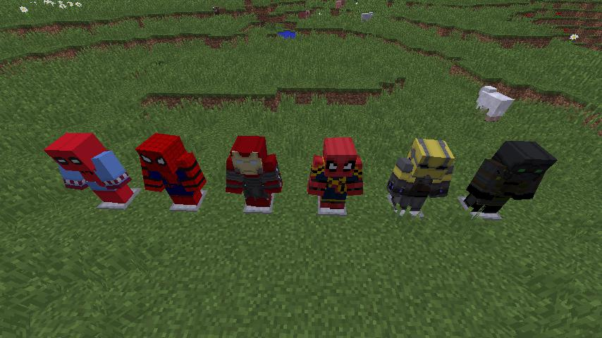Spiderman-Homecoming-Mod-7