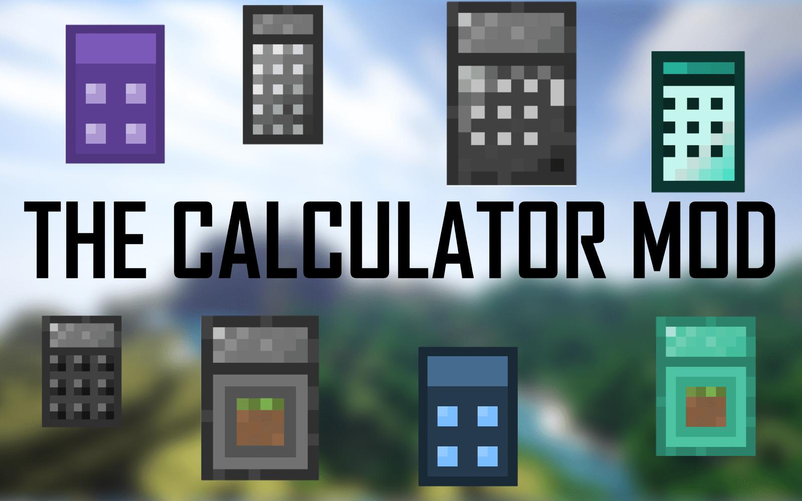 Calculator-Mod