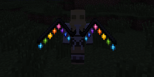 Cosmetic Wings Mod 7