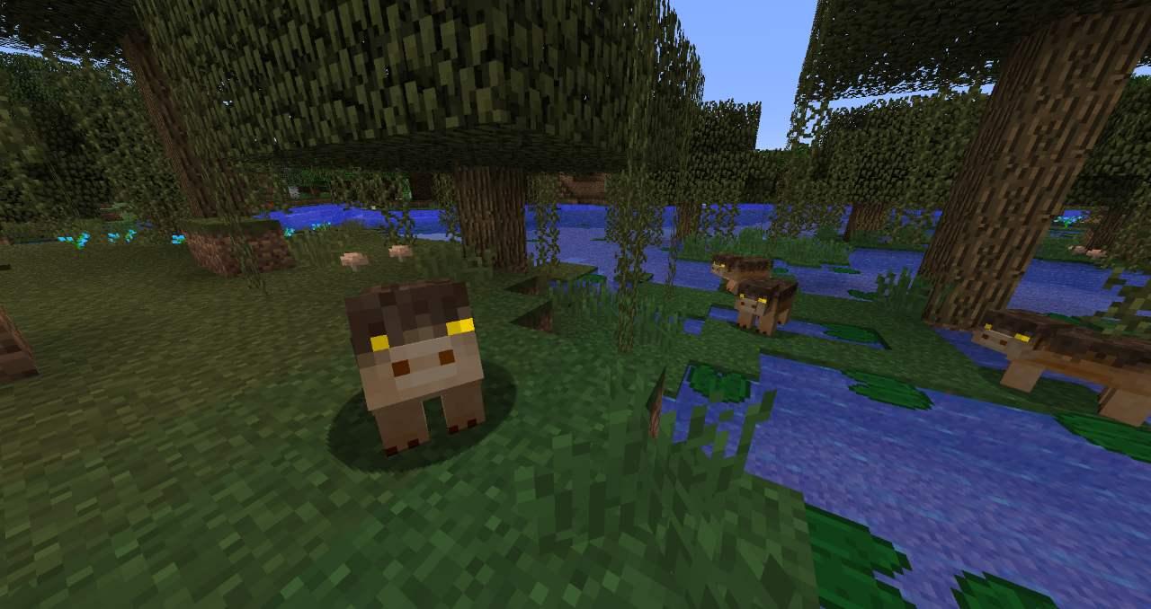 Mystical Wildlife Mod 3