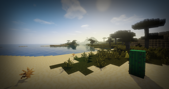 Olicraft Texture Pack 2