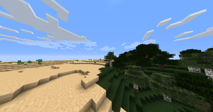 Olicraft Texture Pack 7
