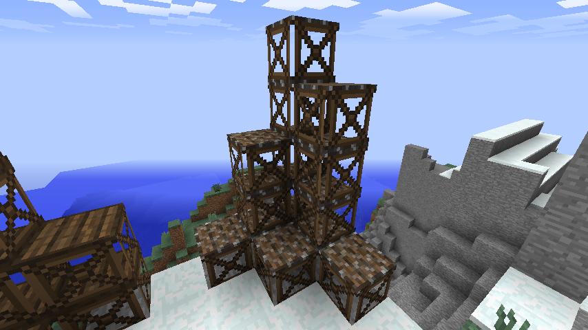 NotEnoughScaffold Mod 2