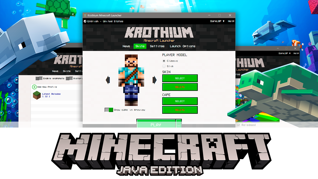 como descargar minecraft 1.9 para windows 7 sin java