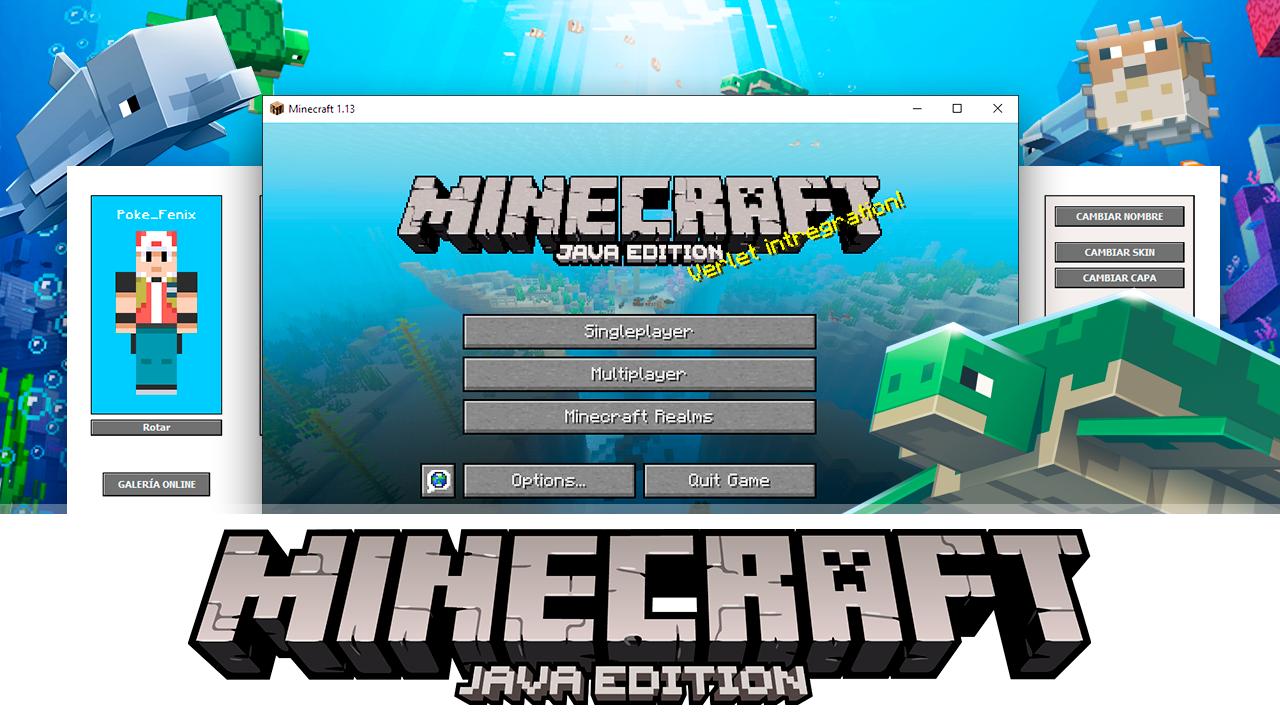 Descargar Launcher De Minecraft ZonaCraft - Skin para minecraft launcher yofenix