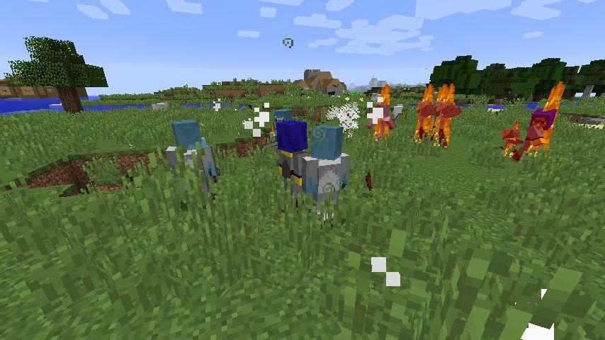 Coherent Villages Mod2