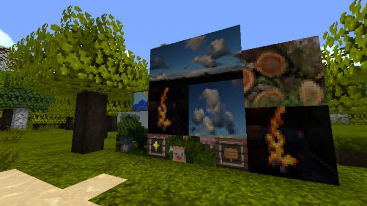 Summer Day Texture Pack 2