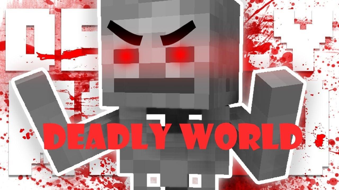 мод deadly world майнкрафт #6