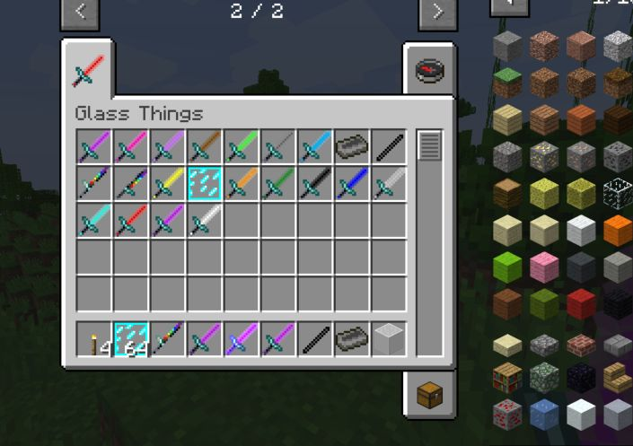 Glass Things Mod 2