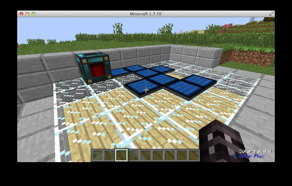 Solar Flux Mod 2