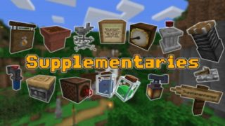 Supplementaries Mod