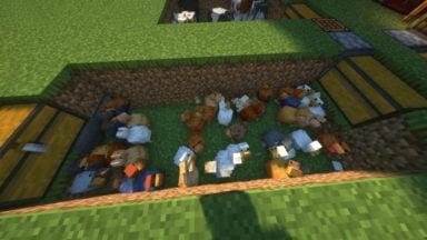 Pollos Creature Variety