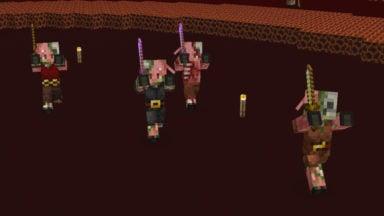Zombie pigmans corriendo Creature Variety
